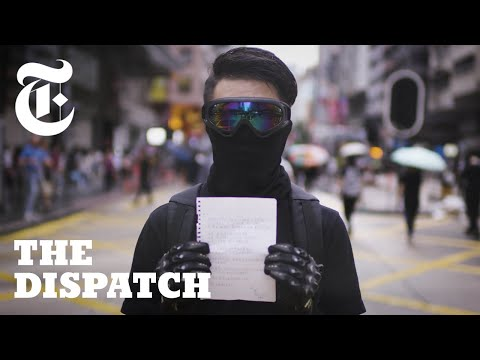 Hear Hong Kong Protesters Read Their Final Goodbyes | The Dispatch