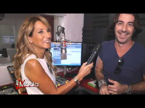 CLASS TV MODA , Jo Squillo interviewed Marco Mazzoli  REVOLUTION RADIO MIAMI