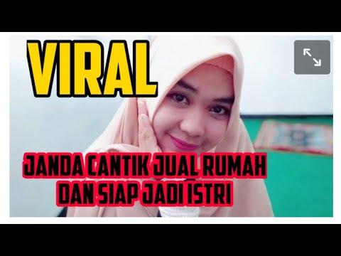 VIRAL - JANDA CANTIK JUAL RUMAH + SIAP JADI ISTRI - YouTube