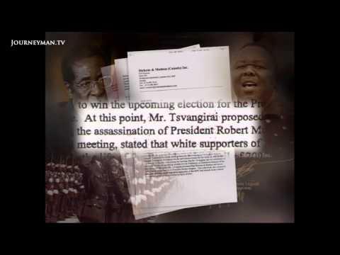 The shocking conspiracy to assassinate Robert Mugabe