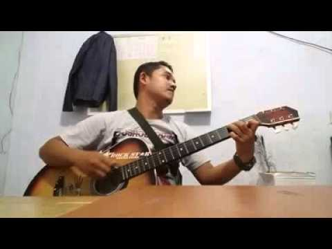 Amm trio _ mengalah ( cover by jack hutapea )