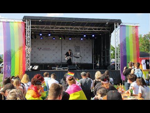 CSD Wiesbaden 2019 Gay Pride Demo-Parade - YouTube