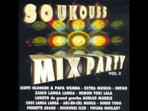 Soukouss Mix Party Vol II (l'album entier)