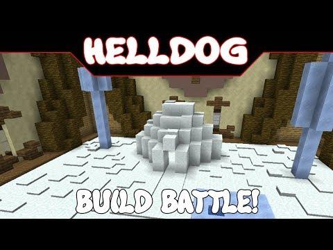 SUPER IGLÚ! Minecraft BUILD BATTLE!