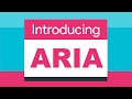 Intro to ARIA -- A11ycasts #13