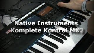 Native Instruments Komplete Kontrol MK2  - презентация (NAMM Musikmesse Russia 2017)
