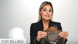 Video Top Billing Hair Topper by RAQUEL WELCH | Best Seller download MP3, 3GP, MP4, WEBM, AVI, FLV Juni 2018