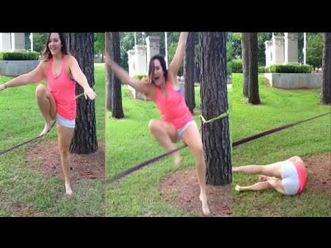 Funny Pranks New Video l Try Not To Laugh Watching FunnyFails Compilation 2017
