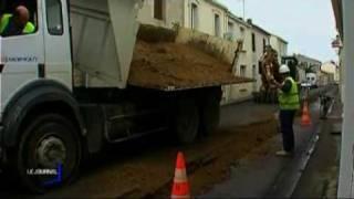 Vendée Eau recycle ses déchets (Saint-Michel-En-L'Herm)