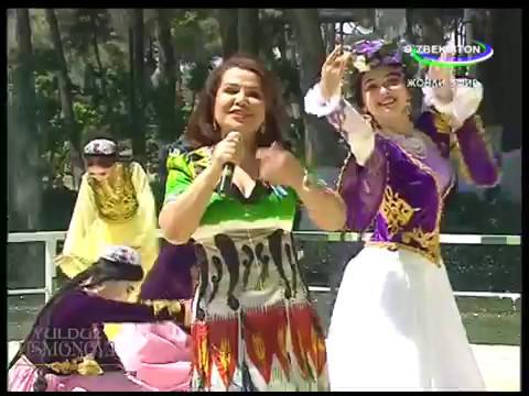 Yulduz Usmonova - Binafshaginam, Ey, ukam (9 may 2017)