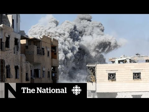 U.S.-led airstrikes on ISIS violated international law, says Amnesty International