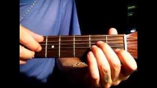 Блатной Бой на гитаре Видео разбор