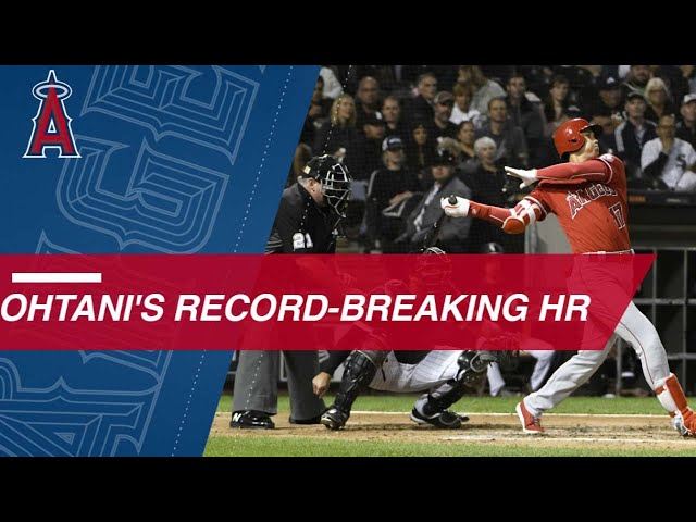 Ohtani sets Japanese-born rookie record with his 19th homer