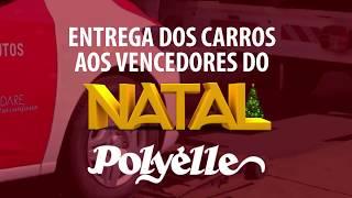 Natal Polyelle - Entrega dos carros 2018