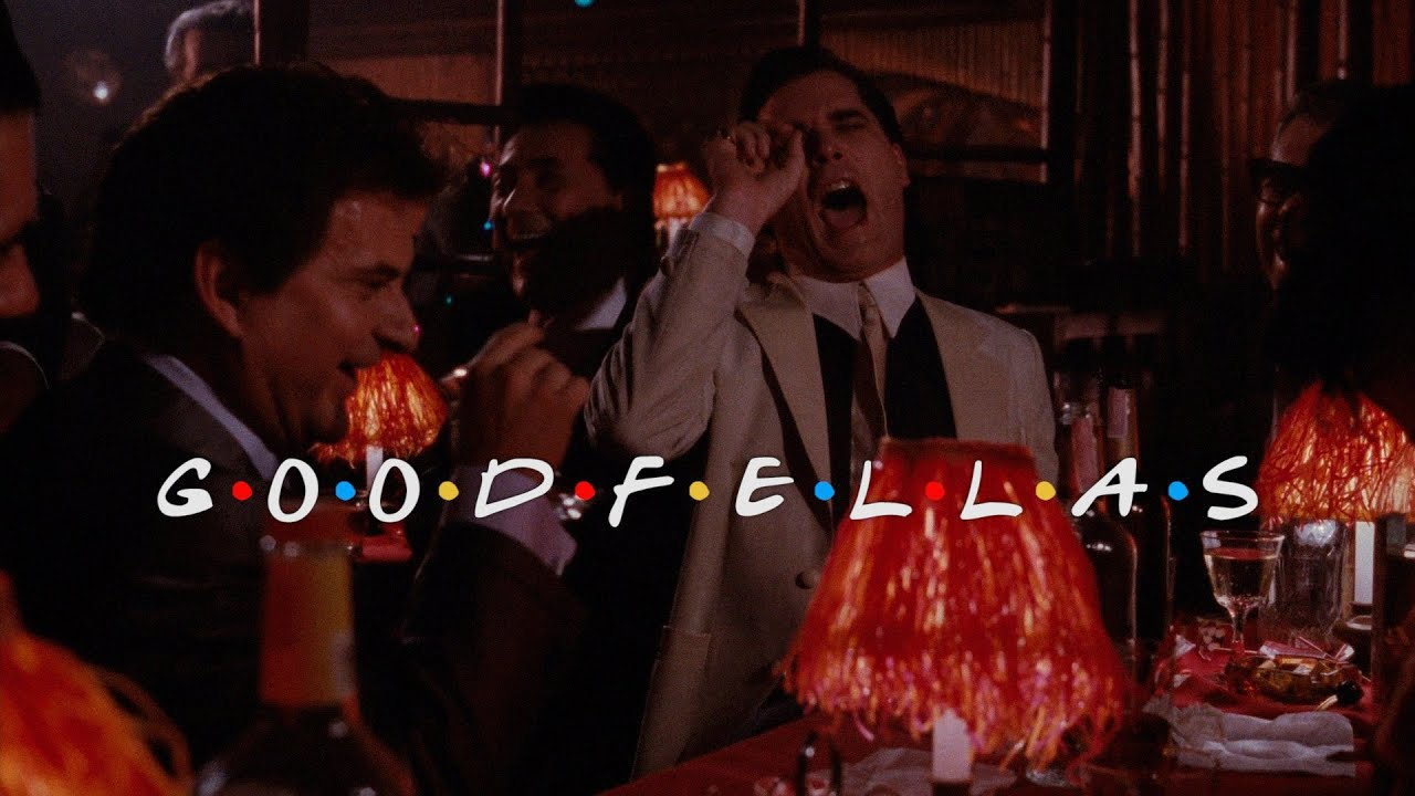 What if Goodfellas was a '90s Sitcom?