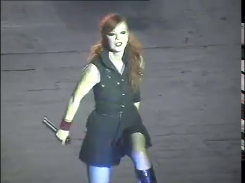 Garbage - London Brixton Academy [June 9th, 2005] FULL CONCERT Pt.1