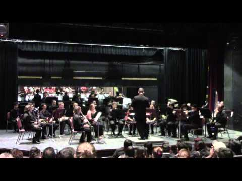 COD Band Spring Concert: Firebird Suite: Berceuse and Finale