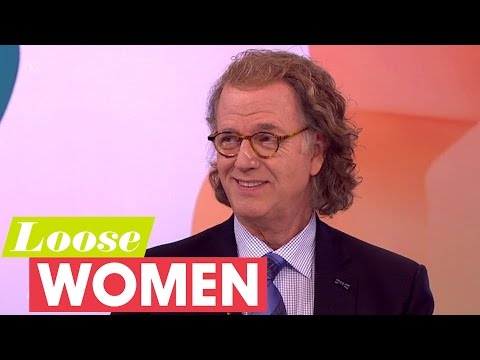 Andre Rieu Talks About His Marriage And His Music | Loose Women