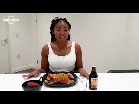 Travel Kitchen: Nigerian