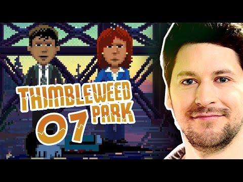 Thimbleweed Park mit Simon #007 | Knallhart Durchgenommen | Let's Play Thimbleweed Park