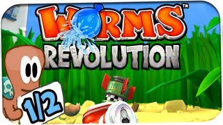 Worms Revolution Gameplay | Let