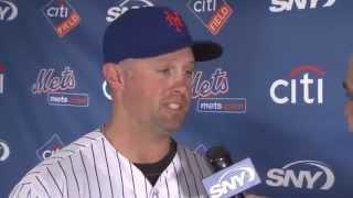 Michael Cuddyer talks joining New York Mets