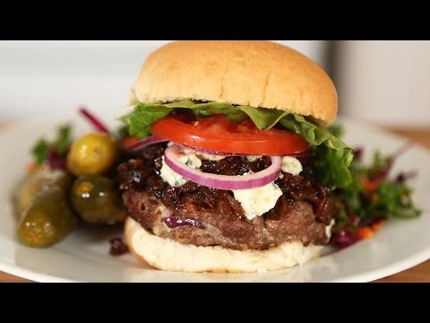 3 Gourmet Burger Recipes