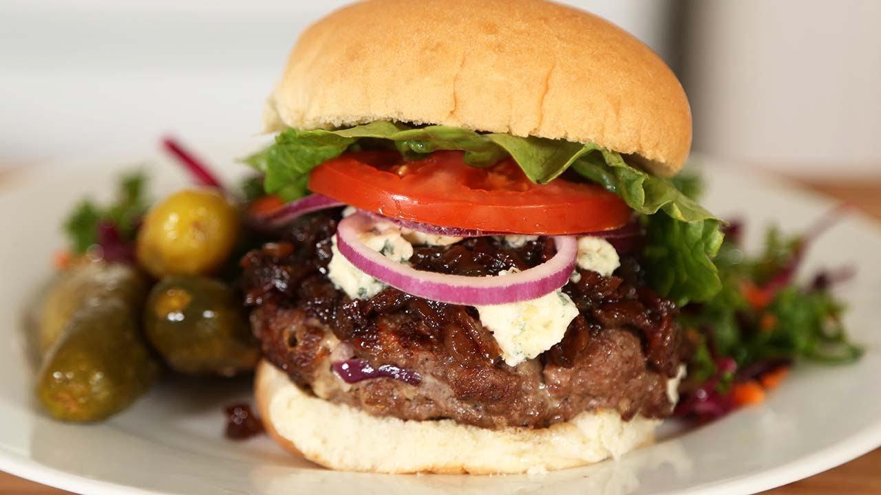 3 Gourmet Burger Recipes Youtube