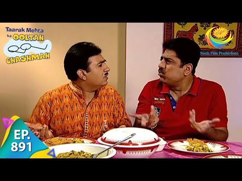 Taarak Mehta Ka Ooltah Chashmah - Episode 891 - Full Episode