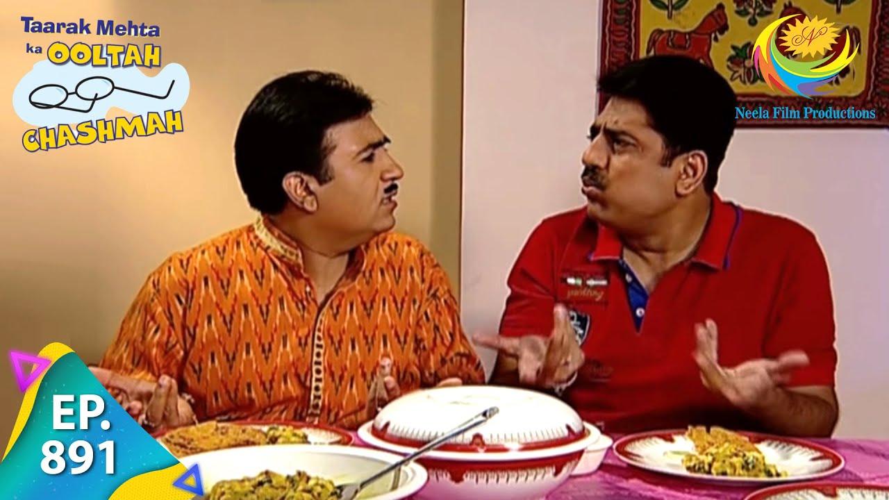 Download Taarak Mehta Ka Ooltah Chashmah - Episode 891 - Full Episode