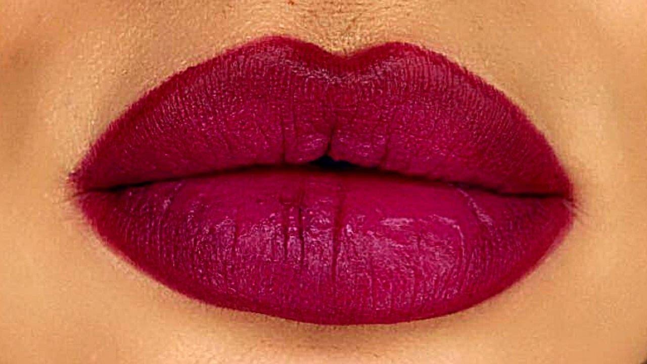 Three Lipstick Tutorials & Colors from Anastasia Brand . Enjoy!!