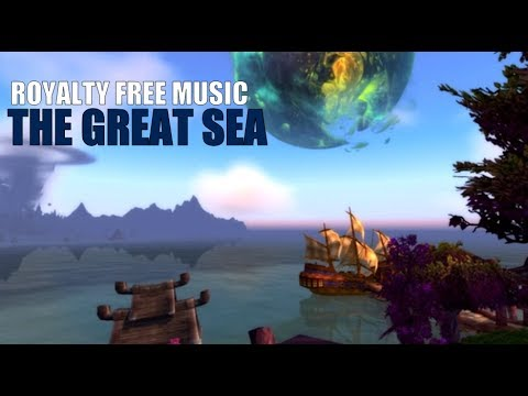 Sharm ~ The Great Sea (Royalty Free Music)