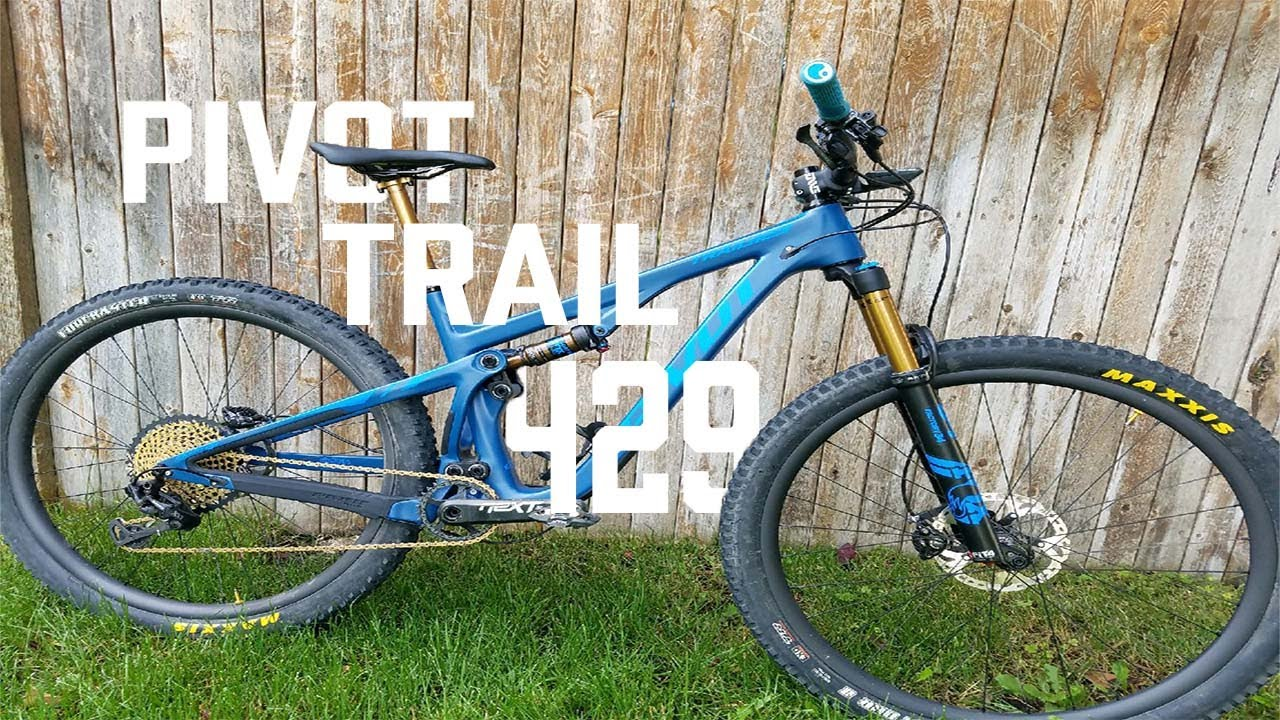 2019 Pivot Trail 429 Review Extended Test Ride Youtube
