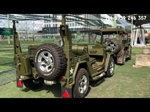 Sửa chữa phục hồi xe Jeep - Saigon Jeep 0939 246 357