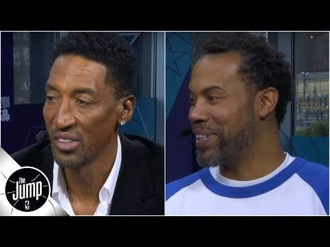 Rasheed Wallace and Scottie Pippen list regrets from Blazers' 2000 Game 7 loss vs. Lakers | The Jump