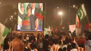documentary song of imran khan at pti lahore jalsa at minar e pakistan 28th sept 2014