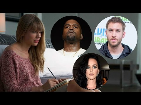 Who Will Taylor Swift Write About in NEW album?? (Chat Show)