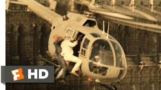 Spectre - Helicopter Fight Scene (2/10)   Movieclips