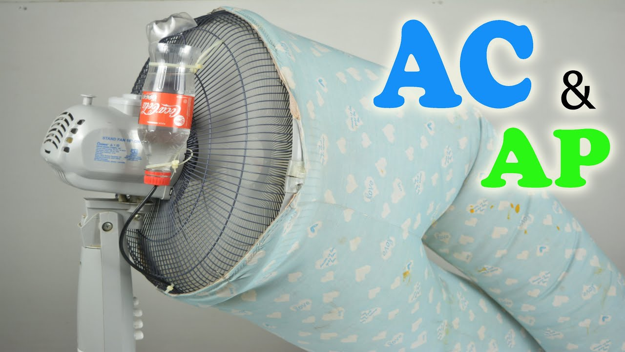 How to Make AC & AP Fan