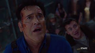 ASH VS EVIL DEAD Season 3 (2018) HERO TRAILER HD, Sam Raimi Bruce Campbell