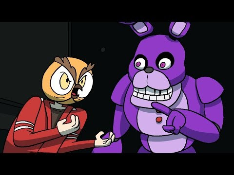 Thumbnail: Vanoss Gaming Animated - Five Nights At Freddy's (Gmod Sandbox)