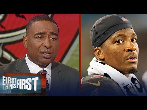 Cris Carter explains why he was really, really wrong about Jameis Winston | NFL | FIRST THINGS FIRST