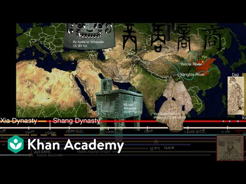 Ancient China | Early Civilizations | World History | Khan Academy