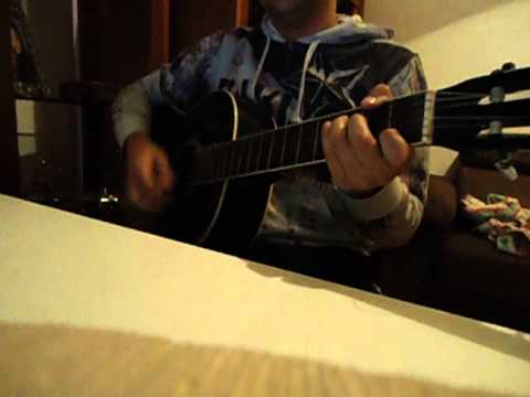 Panic! At The Disco - Nine in the Afternoon ( How to play guitar )