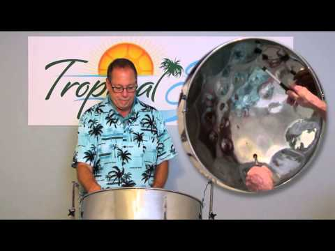 Red Red Wine - Tropical Shores Steel Drum Lessons