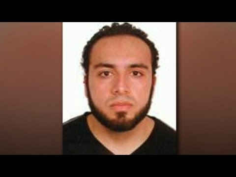 Police release image of bombing suspect