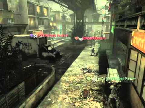 Dead Red Panzer - MW3 Game Clip