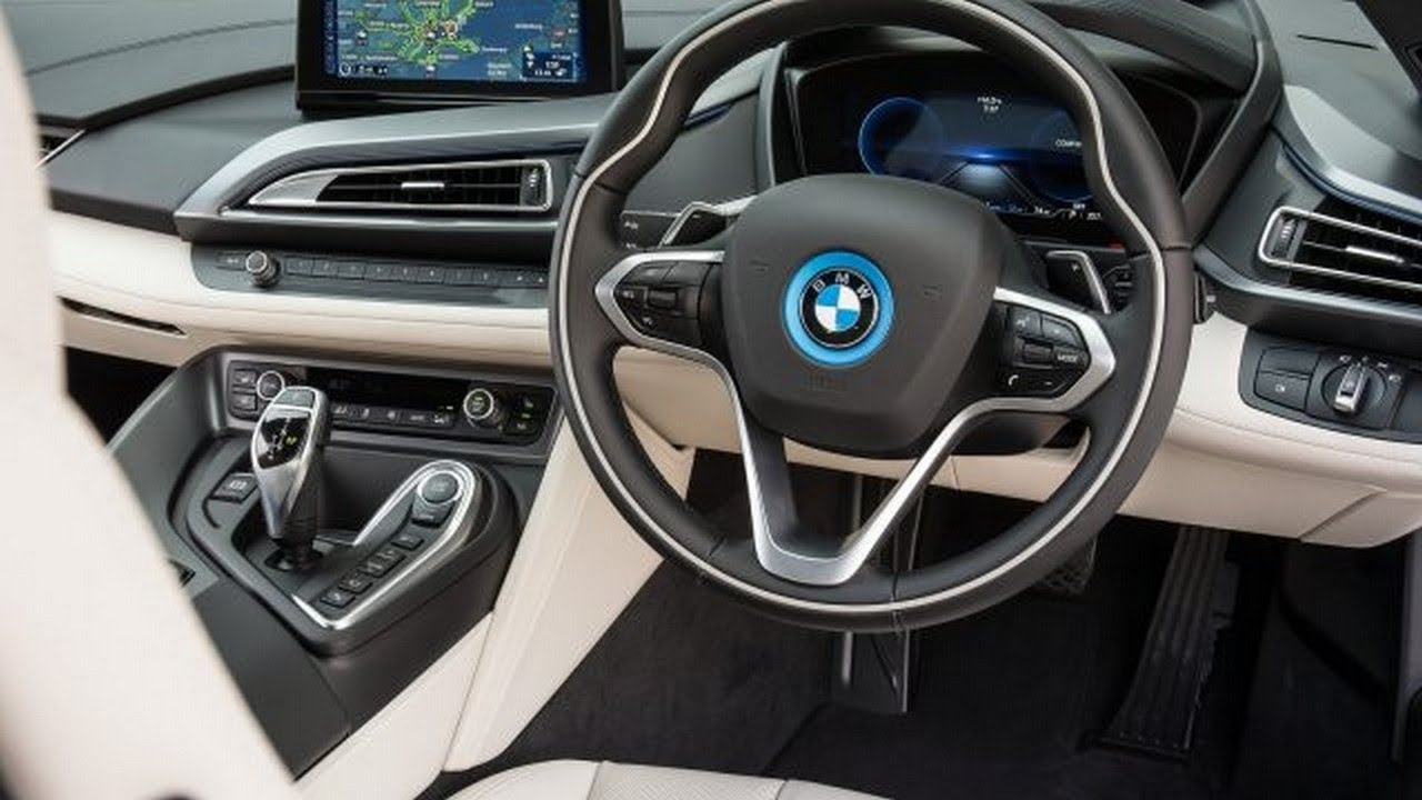 Bmw i8 interior 2018 youtube for Bmw i8 interior