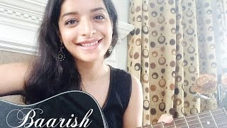 Baarish (A Medley) - Tujhe Bhula Diya | Kabhi Jo Baadal Barse | Umbrella [Cover by Lisa Mishra]