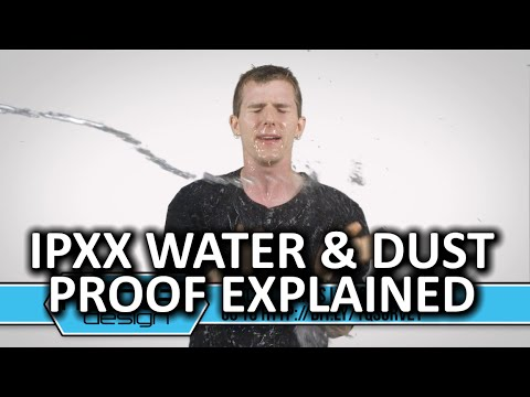 IPXX Waterproof and Dust-proof Ratings as Fast As Possible